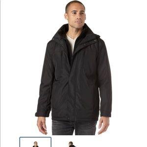 Men's winter jacket waterproof Calvin Klein